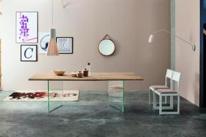 Twins dinning table