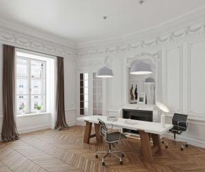 CIRCUS-Grey-PARASOL-in-Parisian-Residence-France HR