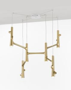 Rametto RO6 gold with bars vista 1 no a catalogo